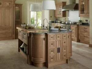 handmade wooden kitchens
