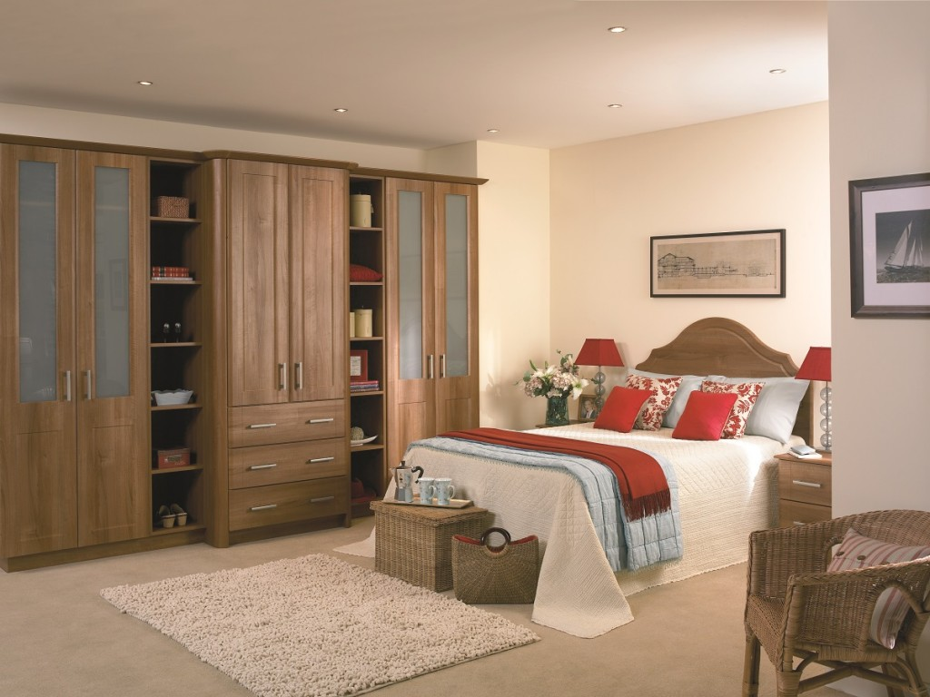 modern built in wardrobes harrogate