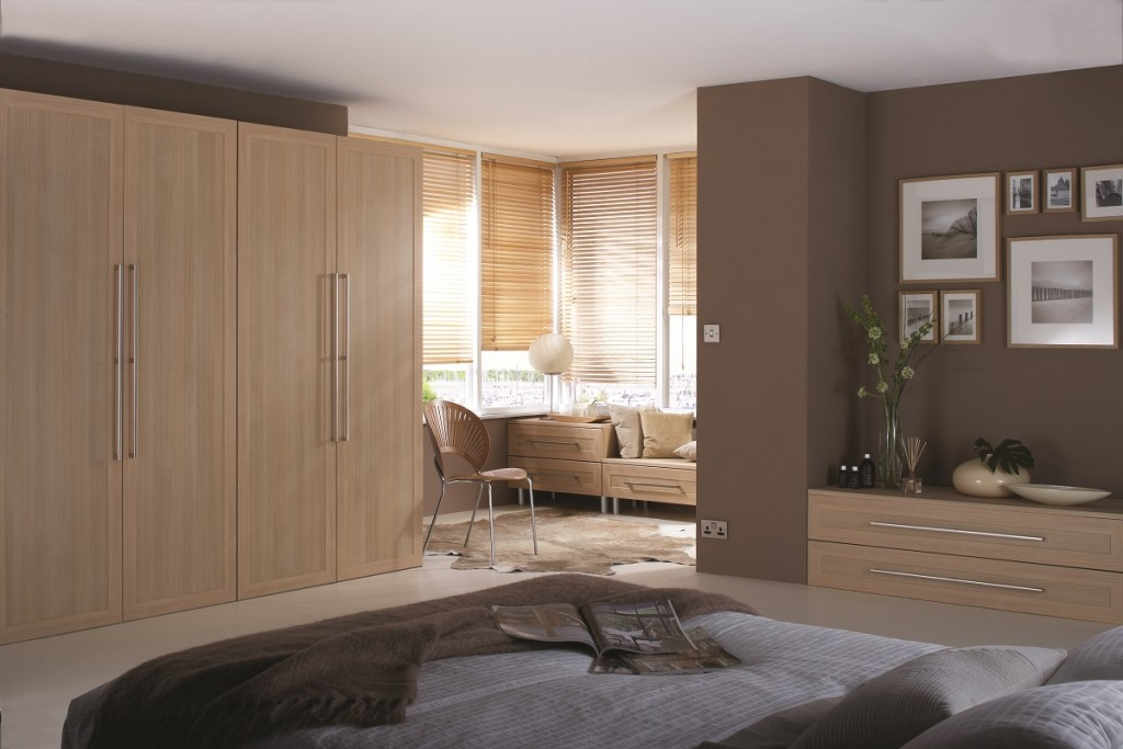 oak fitted wardrobes harrogate